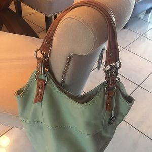 New Light green bag, never used